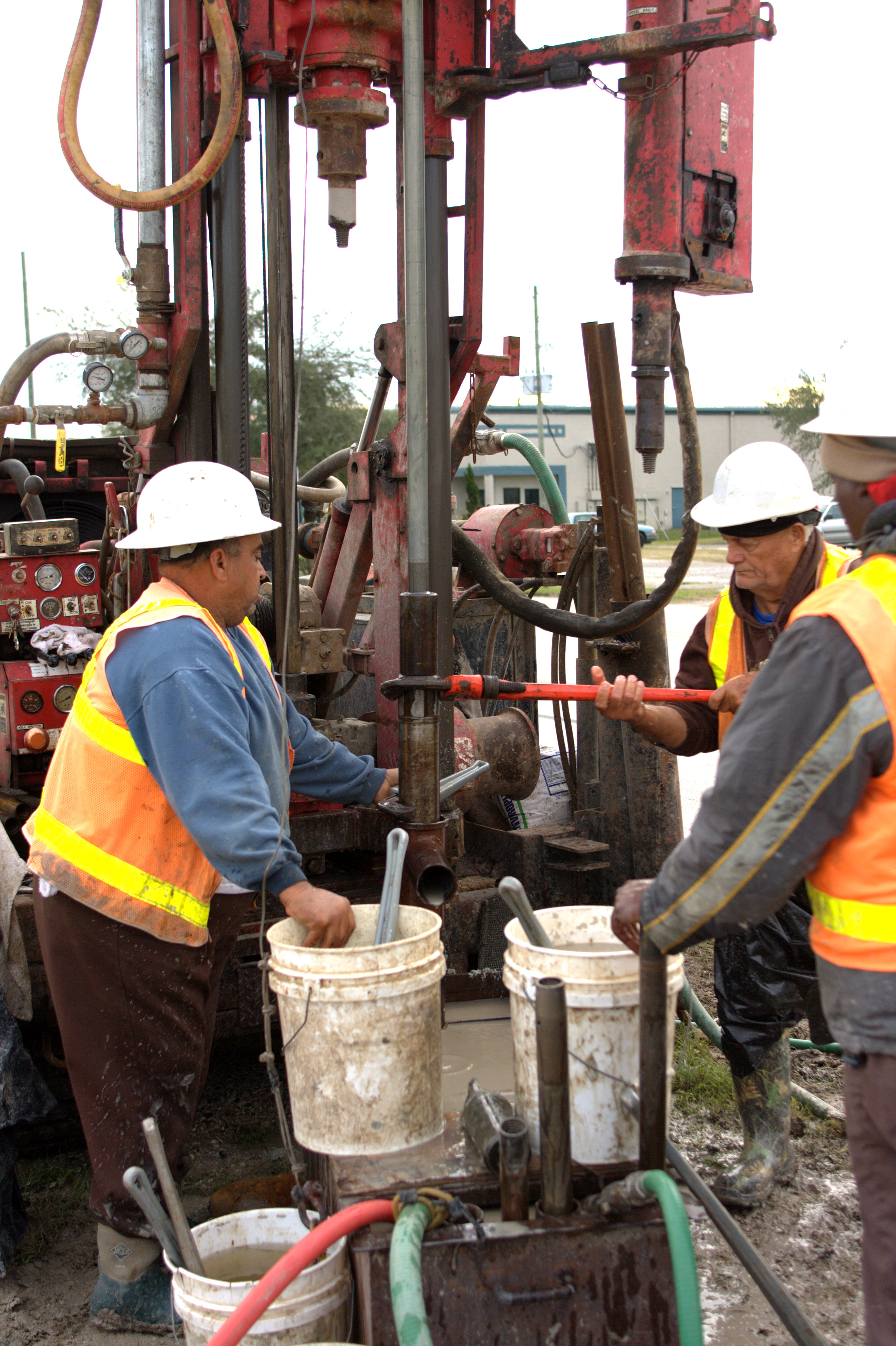 Geotechnical Drilling | Tierra, Inc